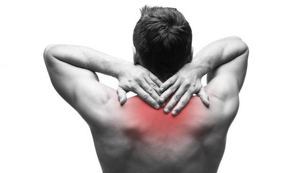 back pain relief ball